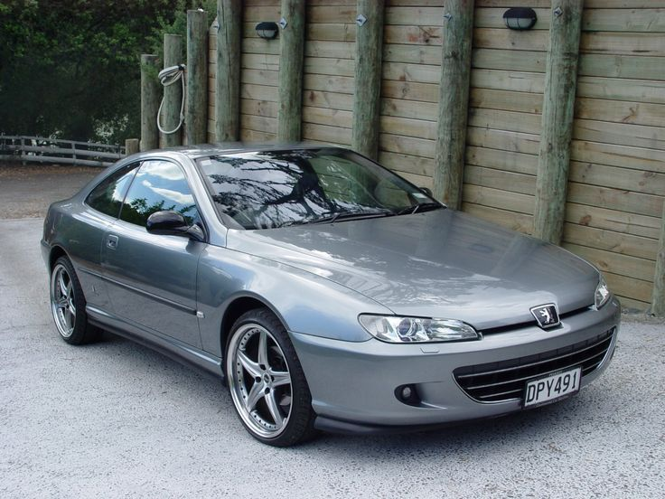 2003 Peugeot 406 coupe