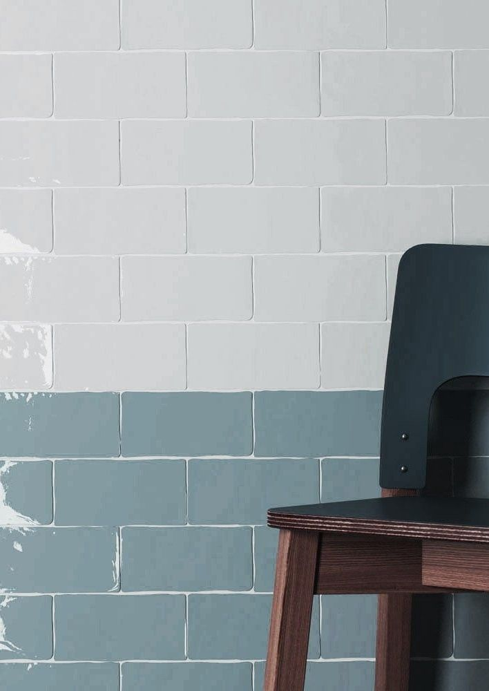 Made From Ceramic In A Mix Of Charming Colours, These Boutique Brick Tiles  Have A Shimmering Gloss Finish With A Bumpy Rustic Finish; Giving A  Handmade ...