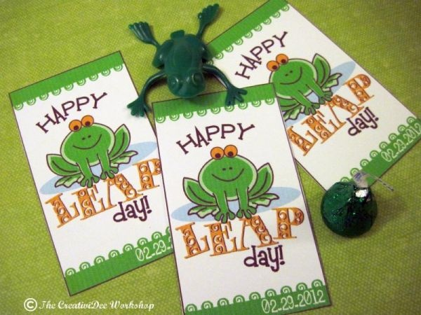 Leap Day cute FREE printables !!