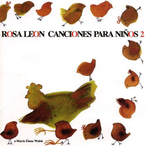 Canciones Para Niños, Vol. 2 [CD]