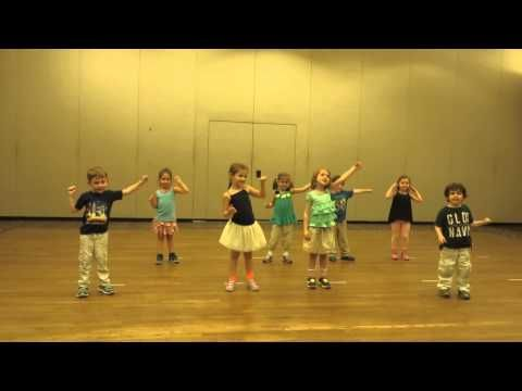 "Zumba kids jr. ""Roar"" Katy Perry. Dance Fitness with Robin G"