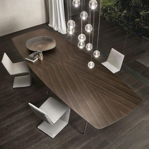 Tavolo da pranzo moderno - MANTA  - ArchiExpo