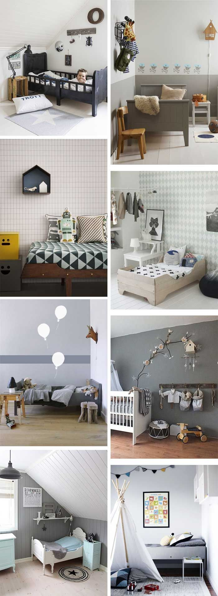 Decorating a kids room using grey | Style My Child