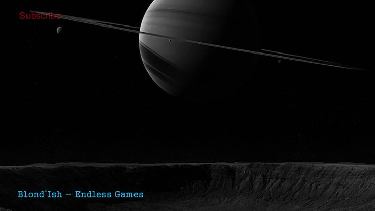 Blond'Ish - Endless Games / Kompakt / Dark Tech /  Progressive