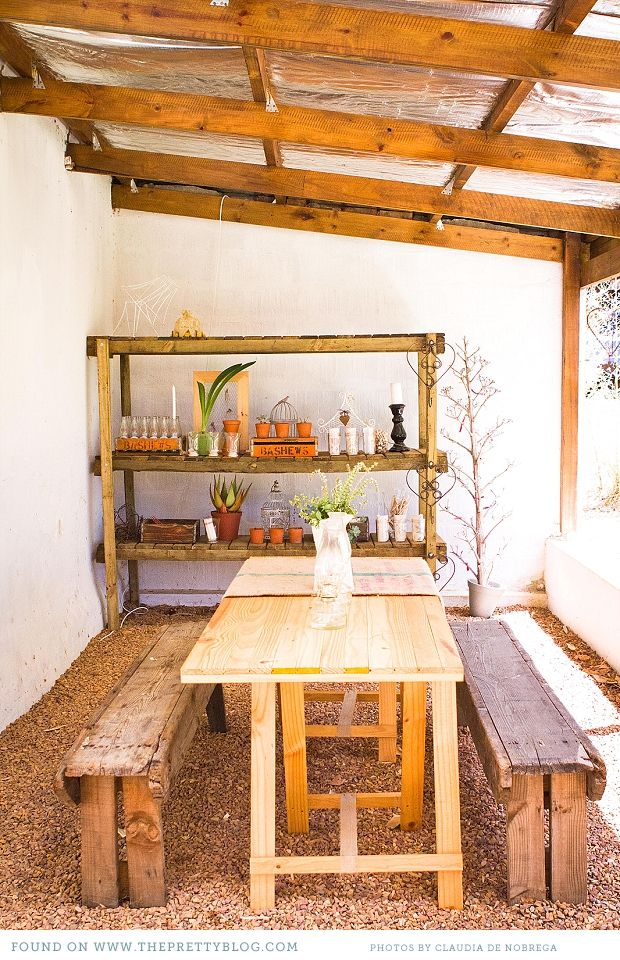 eclectic cottage one bedroom stellenbosch 025 Quirky Cottage {Home Tour}