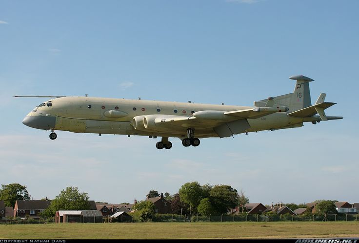 BAE Systems Nimrod MRA4 - UK - Air Force | Aviation Photo #1060745 | Airliners.net