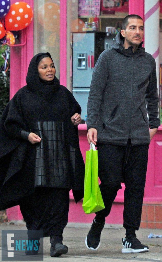 Expectant Mom Janet Jackson Is Glowing as She Steps Out Alongside Husband Wissam Al Mana | E! News