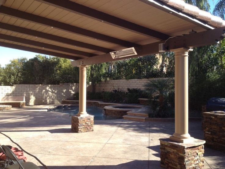 Plywood Finished Patio Roofs   Google Search | Patio Wish List | Pinterest  | Patio Roof, Plywood And Patios