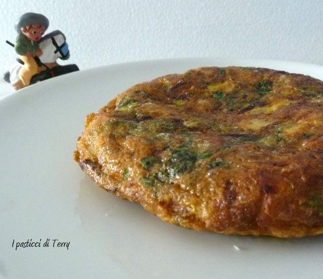 Vieni in Spagna con me? Ti offro una Tortillas ... la ricetta.  http://www.ipasticciditerry.com/tortillas/