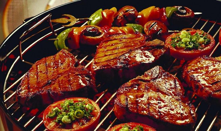 Yummy Season! Templates for BBQ and Grill Restaurants + BBQ Recipes