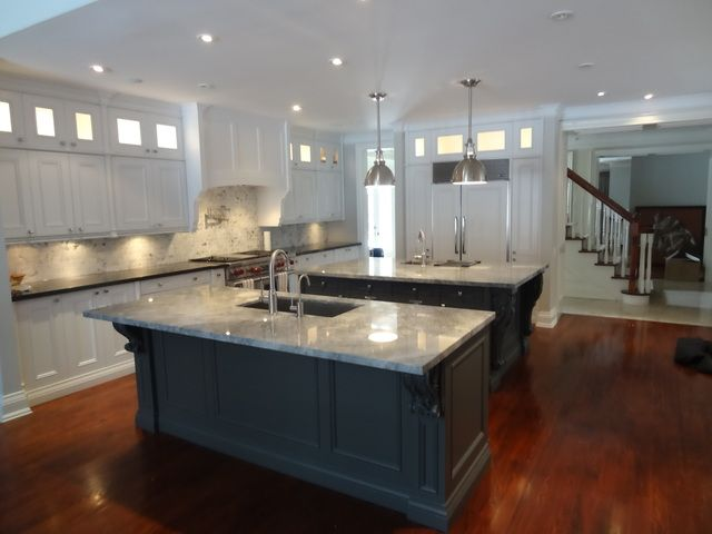 Glorious kitchen reno by EcoRefinishers: After Photo - Toronto April 2014