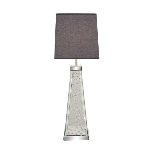 "Found it at Wayfair - 30"" H Table Lamp with Drum Shade"