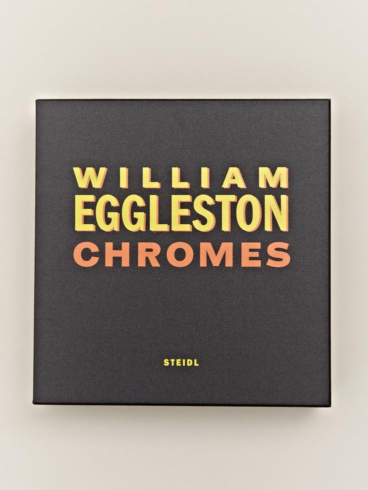 William Eggleston — Chromes
