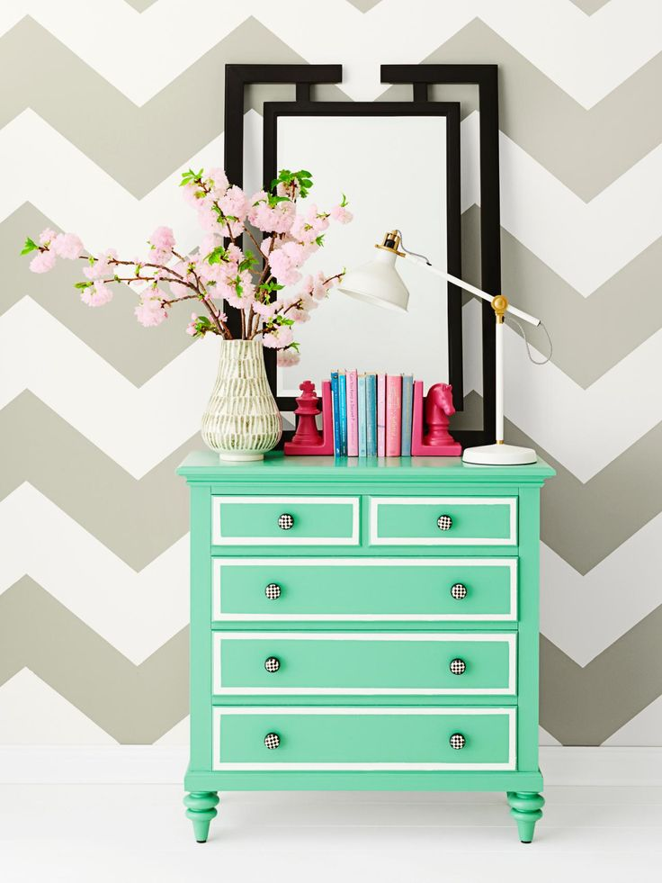Best 25 Mint Green Dresser Ideas On Pinterest Mint