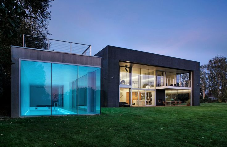 The Safe House - Architecture by KWK Promes | www.kwkpromes.pl