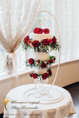 """Торты на заказ в Мариуполе - Мастерская тортов """"Вкус Торжества"""". Свадебные, детские, для женщин и мужчин, торты на различные мероприятия, индивидуальный подход к каждому клиенту"""