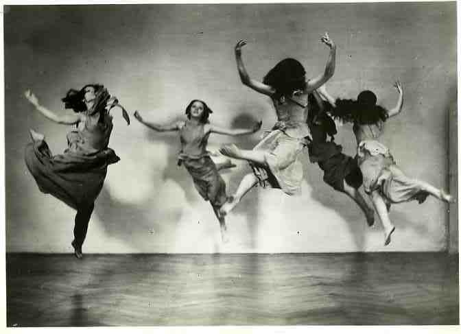 Le Olimpiadi Della Danza (The Olympics Dance). Jia Ruskaja, Che Rappresenta L'italia (That Is Italy). Berlin. Siegfried Enkelmann 1936