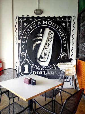 Eat Drink KL: Hotodogu @ The Gardens, Gourmet Hotdog Cafe @ Seta...