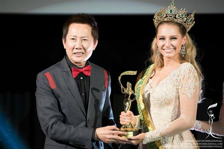 Claire Parker to grace the finals of Miss Grand Nepal 2016