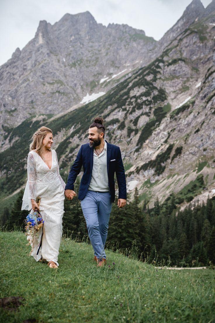 Berghochzeit Anja Linner