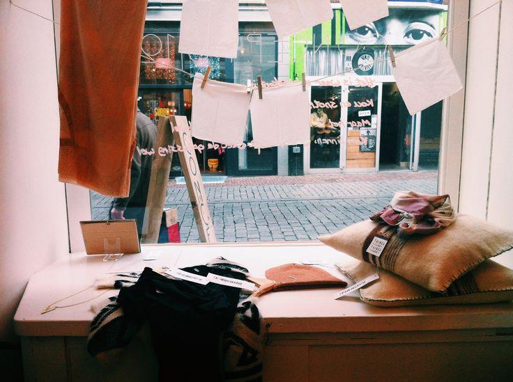 Concept 5 12, Vintage shop Nijmegen // kleding planten en thee