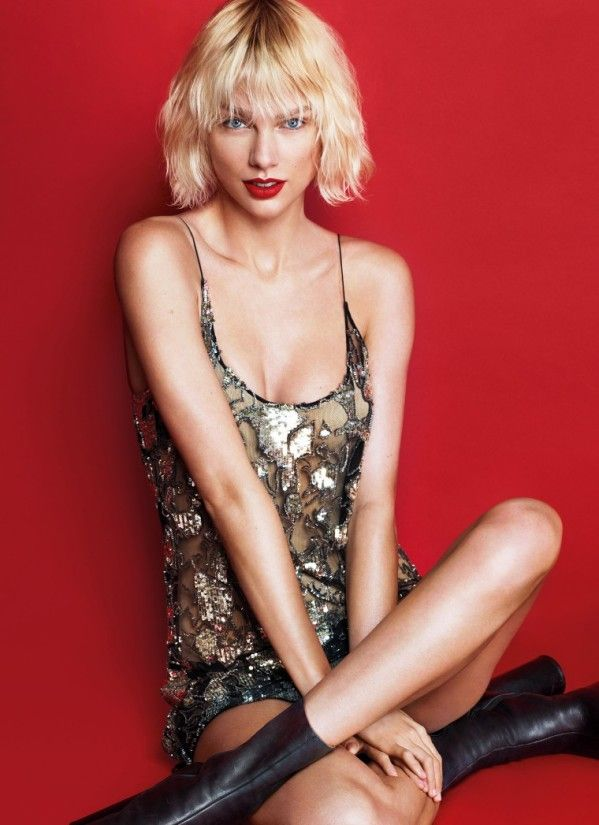 WTF Happened To Taylor Swift? Can You Recognize Her?