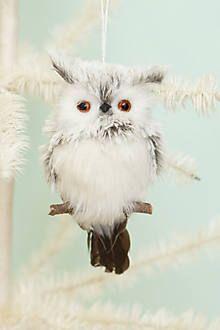 who27s fluffy? ornament