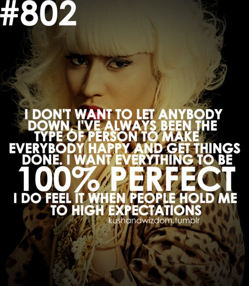 Nicki Minaj Tumblr Quotes – Nicki Minaj – HypeEater New 2012