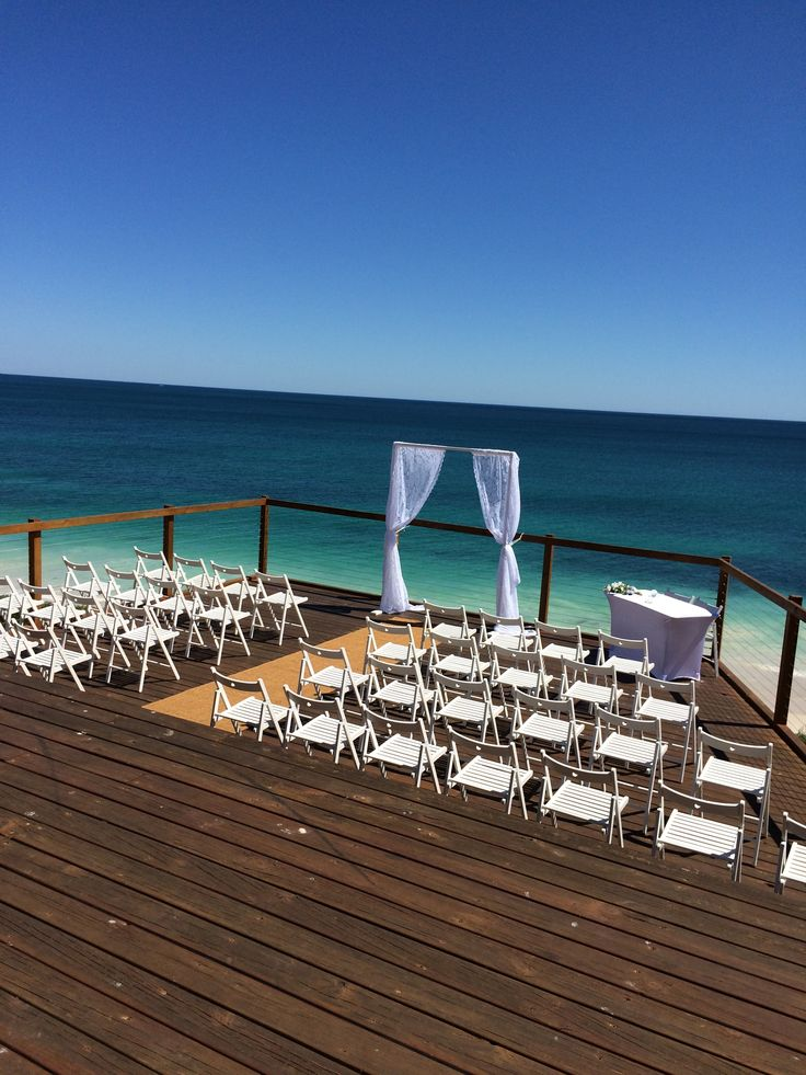 63 best best wedding venues and ceremony locations in perth jindalee beach deck 40 kms up the northern corridor but a spectacular location especially beach themed weddingswestern australiaperth junglespirit Image collections