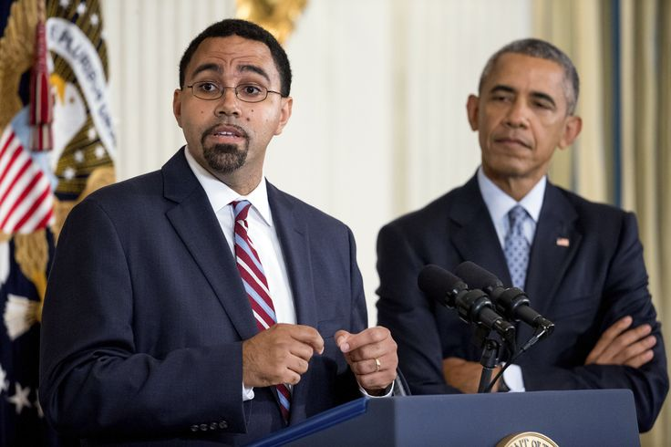 John King says new federal law provides a chance to redefine an excellent education.
