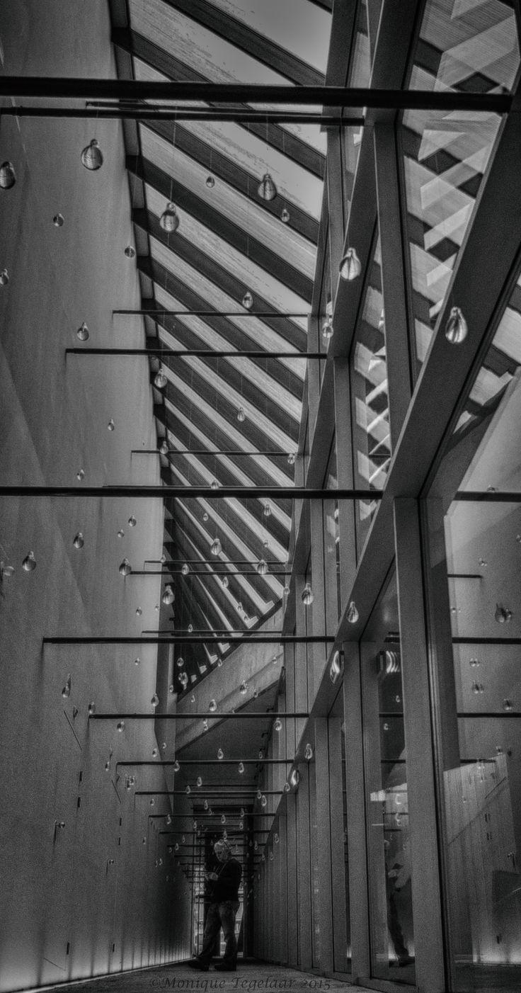 Kunsthal Rotterdam, Raindrop, Myungsu Seo