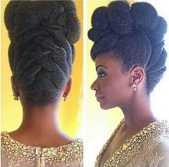 natural hair updo styles 17 best ideas about black hairstyles updo on 1583 | f7336c3eebdfd59f83a92b16475f747f