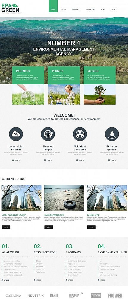Most Popular Alternative Power website inspirations at your coffee break? Browse for more Moto CMS HTML #templates! // Regular price: $139 // Sources available:<b>Sources Not Included</b> #Most Popular #Alternative Power #Moto CMS HTML
