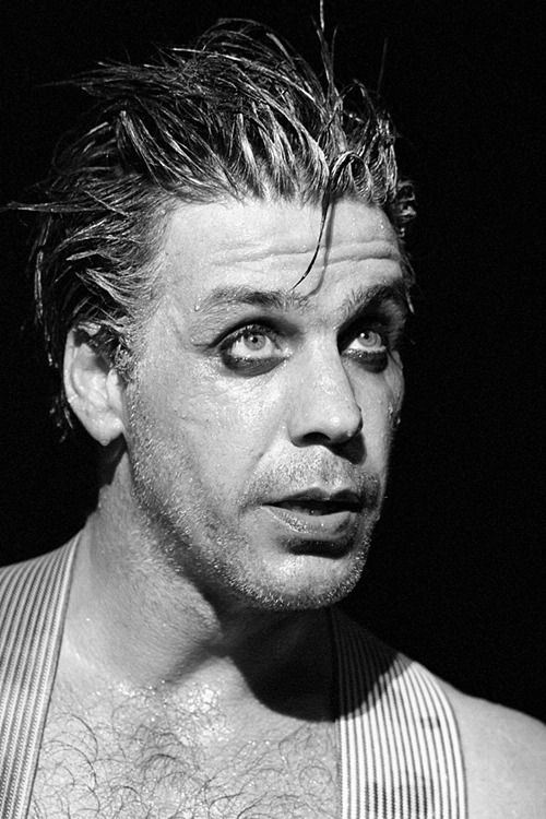Maybe the best of the bests pictures of Till Lindemann
