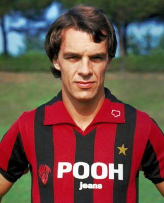 Joe Jordan, AC Milan