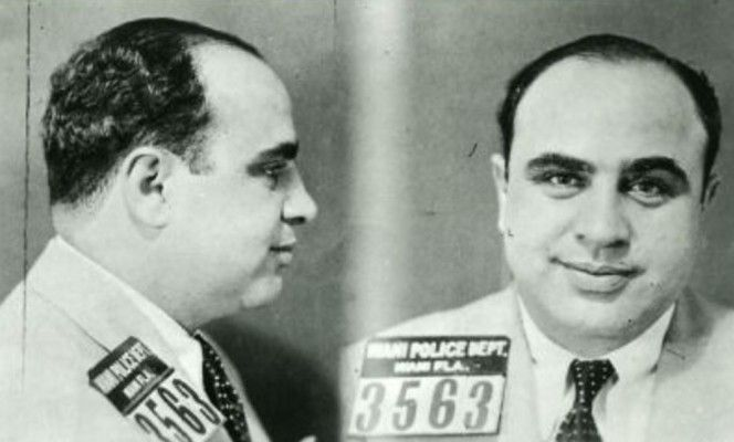 """how alphonse capone became one of the most prolific criminal in history By 1930, capone topped chicago's list of the 28 worst criminals and designated as """"public enemy number one in 1931, after years of criminal activity, capone was indicted on twenty-three counts of income tax evasion."""