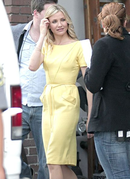 Cameron Diaz Photo - Cameron Diaz Films 'Bad Teacher'