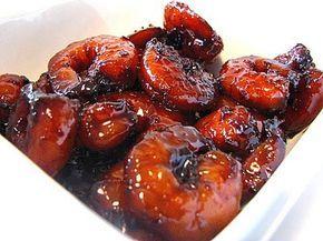 """750g vous propose la recette """"Crevettes laquées façon Thaï"""" publiée par yannicw6."""