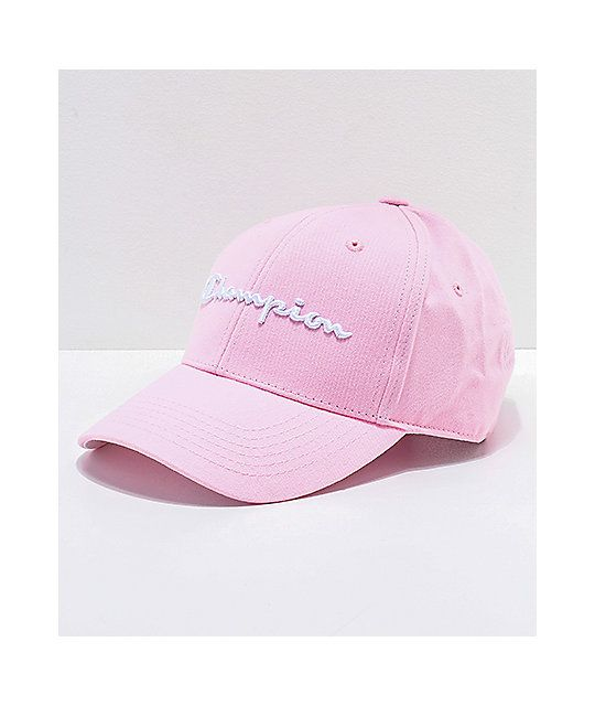 5c28a6b79 Champion Classic Twill Pink Candy Strapback Hat in 2019 | Clothes ...