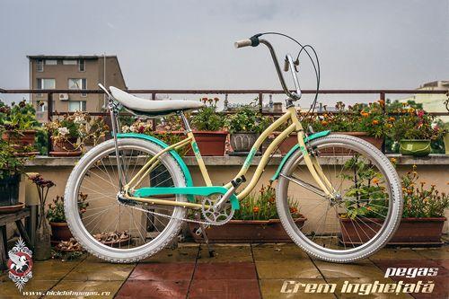 Renasc visele copilariei cu bicicleta Pegas! | Cashback Shopping