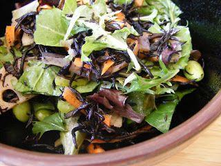 Hijiki salad | Say Yes to Salad