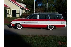 1962 Ford Falcon Station Wagon For Sale 1066x800
