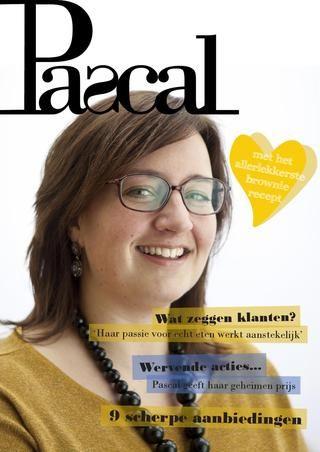 Pascal Magazine een unieke manier van solliciteren!