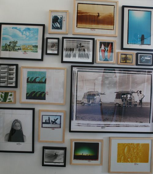 cool prints framed for sale! thomas campbell, mollusk surf shop, san francisco