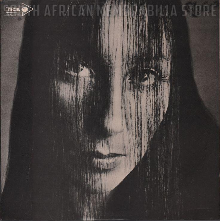 CHER - Cher - Rare South African Vinyl Album SMCA546