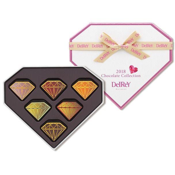 デルレイ ダイヤモンドBOX6個入り|大丸松坂屋オンラインショッピング