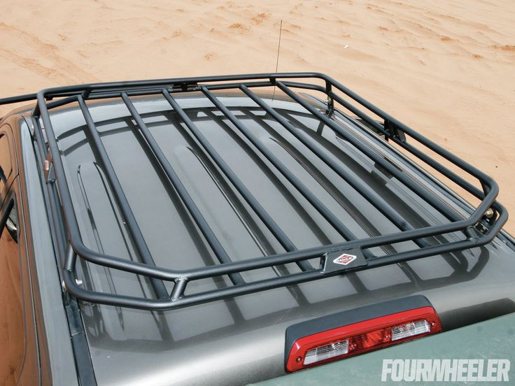 roof rack for 2006 toyota tundra #3