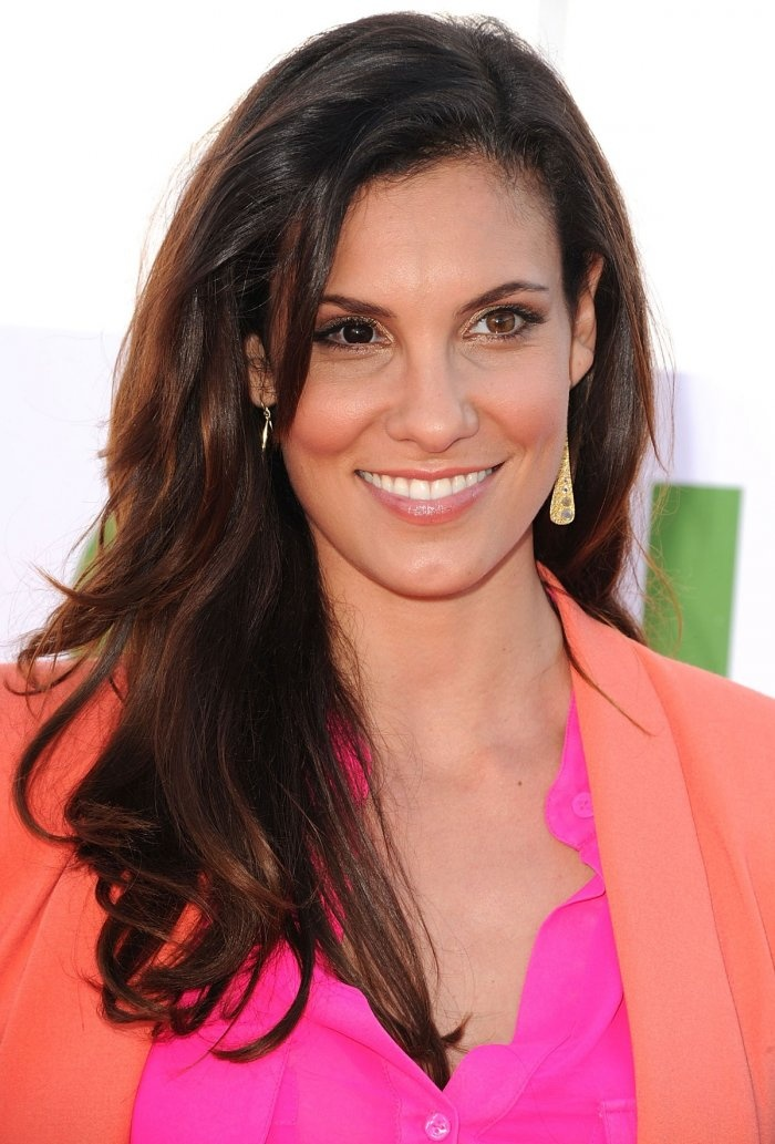 Daniela Ruah - her eyes are so cool! Not to mention she is stunning...