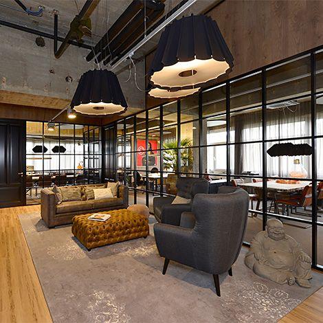 El estilo Loft es una tendencia de diseño aplicada para espacios abiertos. En Ibercons Arquitectura + Diseño, te asesoramos en el mejor estilo para ti, pide tu cotización en: www.ibercons.com.co o contáctanos al: 3197976974