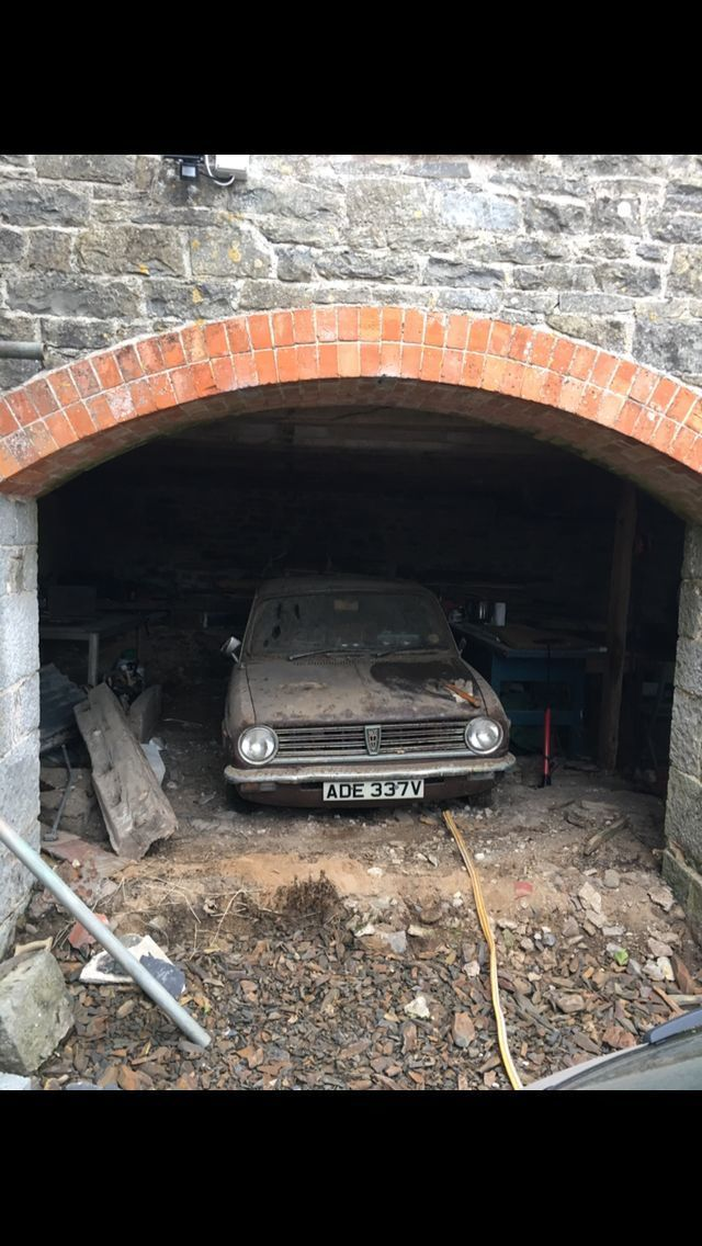 Austin Maxi Brown 1750 Barn Find In Cars Motorcycles Vehicles Classic